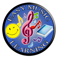 Логотип проекта Easy Music Learning
